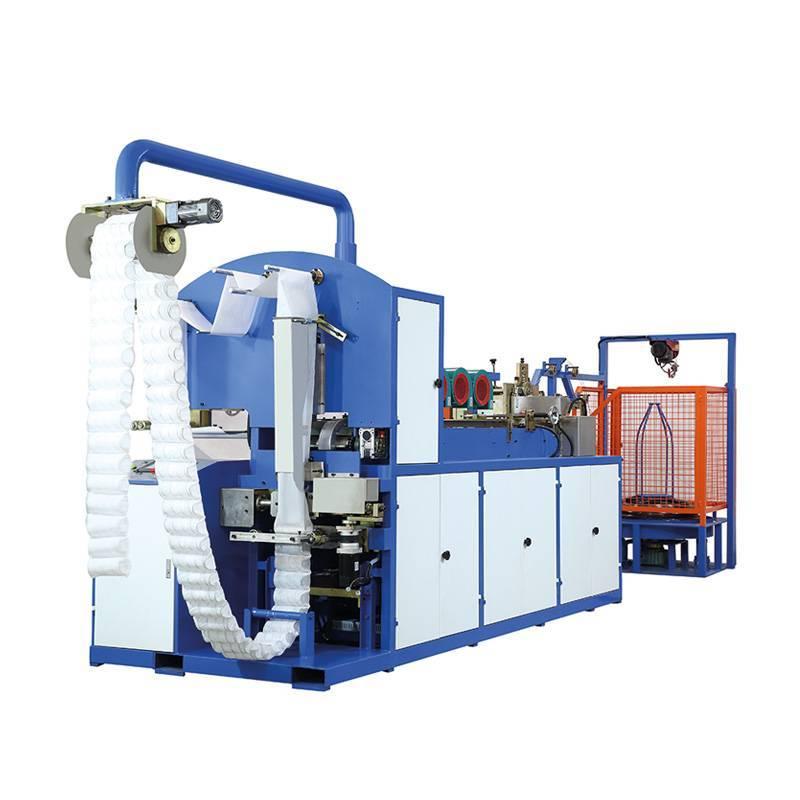 MC-DZJ-80A High Speed Full Automatic Cylinder Free Pocket Ppring Machine